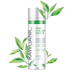 Rawganic Pure Refreshing Cleansing Water 200ml