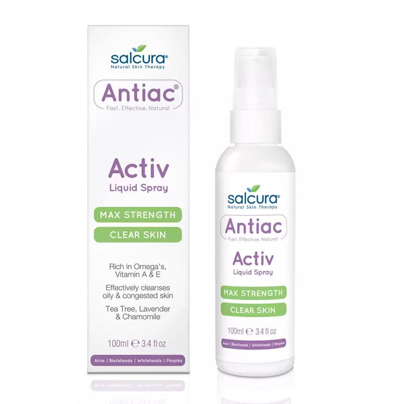 Salcura Antiac Activ Liquid Spray 100ml