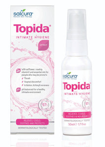 "alt=""Salcura Topida Intimate Spray 50ml"""