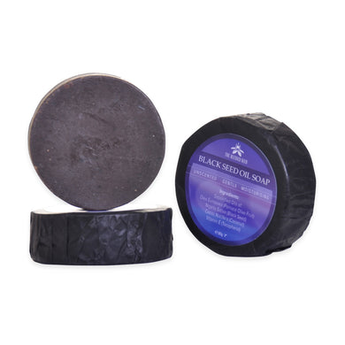 The Blessed Seed Black Seed Oil Shampoo Soap Bar 90g