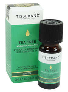 Tisserand Organic Pure Tea Tree Oil 9ml