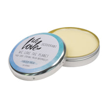 We Love the Planet Forever Fresh Cream Deodorant 48g - mOrganics Beauty