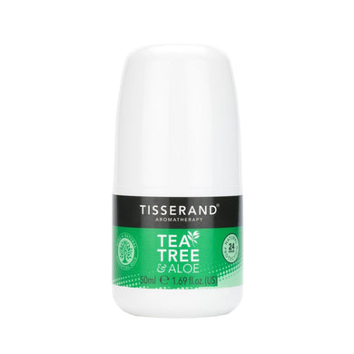 Tisserand Tea Tree & Aloe Roll-on Deodorant 50ml