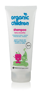 Green People Children Berry Smoothie Shampoo 200ml