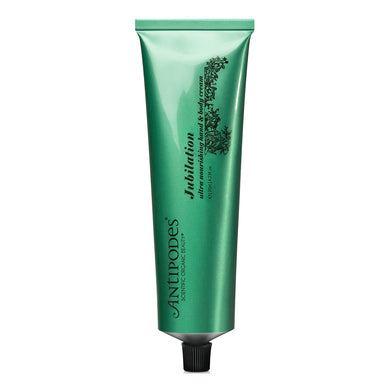 Antipodes Jubilation Ultra Nourishing Hand & Body Cream 120ml / 4.0Fl oz
