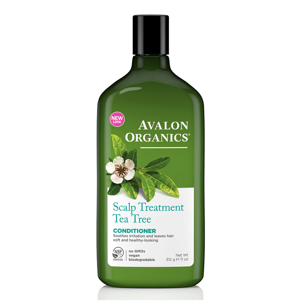 Avalon Organics Tea Tree Scalp Treatment Conditioner 325ml