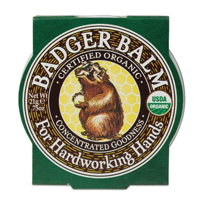 Badger Hard Working Hands Balm 56g