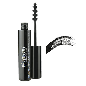 Benecos Natural Mascara Maximum Volume - Deep Black 8ml