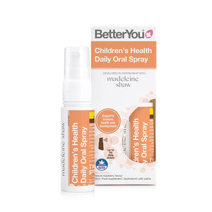 BetterYou Children's Health Daily Oral Spray 25ml - mOrganics Beauty