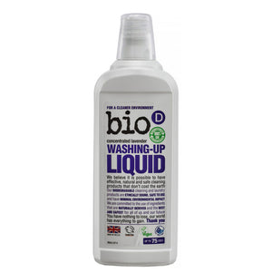 Bio-D Concentrated Lavender Washing-up Liquid 750ml