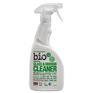 Bio-D Streak Free Glass & Mirror Cleaner 500ml