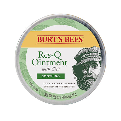 Burt's Bees Natural Origin Multipurpose Res-Q Ointment with Cica, 17g