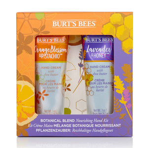 Burt's Bees Nourishing Hand Cream Set - morganicsbeauty