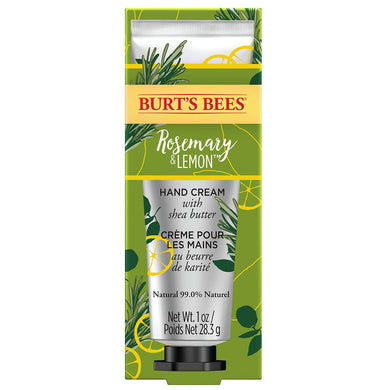 Burt's Bees Rosemary & Lemon Hand Cream 28.3g