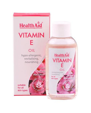 Healthaid Vitamin E Oil 50ml