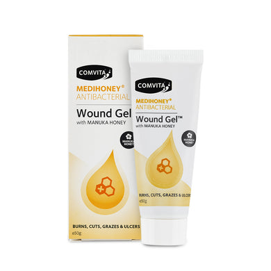Comvita Medihoney Antibacterial Wound Gel with Manuka Honey 50g