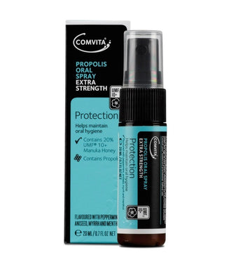 Comvita Propolis Oral Spray Extra Strength 20ml - mOrganics beauty