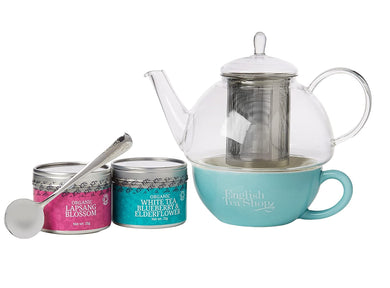 English Tea Shop Regular Tea Pot with Cup Gift Box