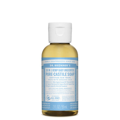 Dr Bronner's Baby Mild Soap 59ml