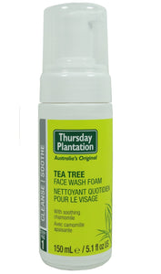 Thursday Plantation Tea Tree Face Wash 150ml
