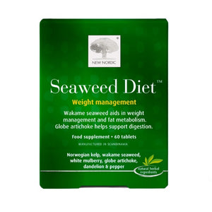 New Nordic Seaweed Diet 60 Tablets
