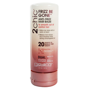 Giovanni 2chic Frizz Be Gone Anti Frizz Hair Balm 147ml