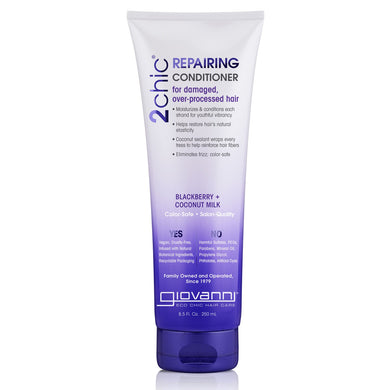 Giovanni 2Chic Repairing Conditioner Blackberry & Coconut Milk 250ml