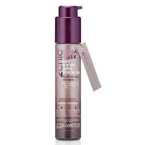 Giovanni 2chic Ultra Sleek Hair & Body Super Potion Oil 53ml (1.8fl.oz)