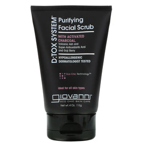 Giovanni D:tox System Purifying Facial Scrub 113g