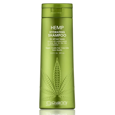 Giovanni Hemp Hydrating Shampoo 399ml / 13.5fl oz