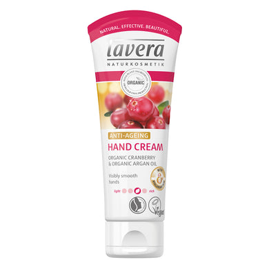 Lavera Anti-Ageing Hand Cream 75ml