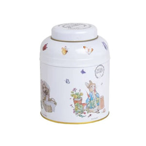 New English Teas Beatrix Potter Caddy 80 English Breakfast Tea Morganics Beauty