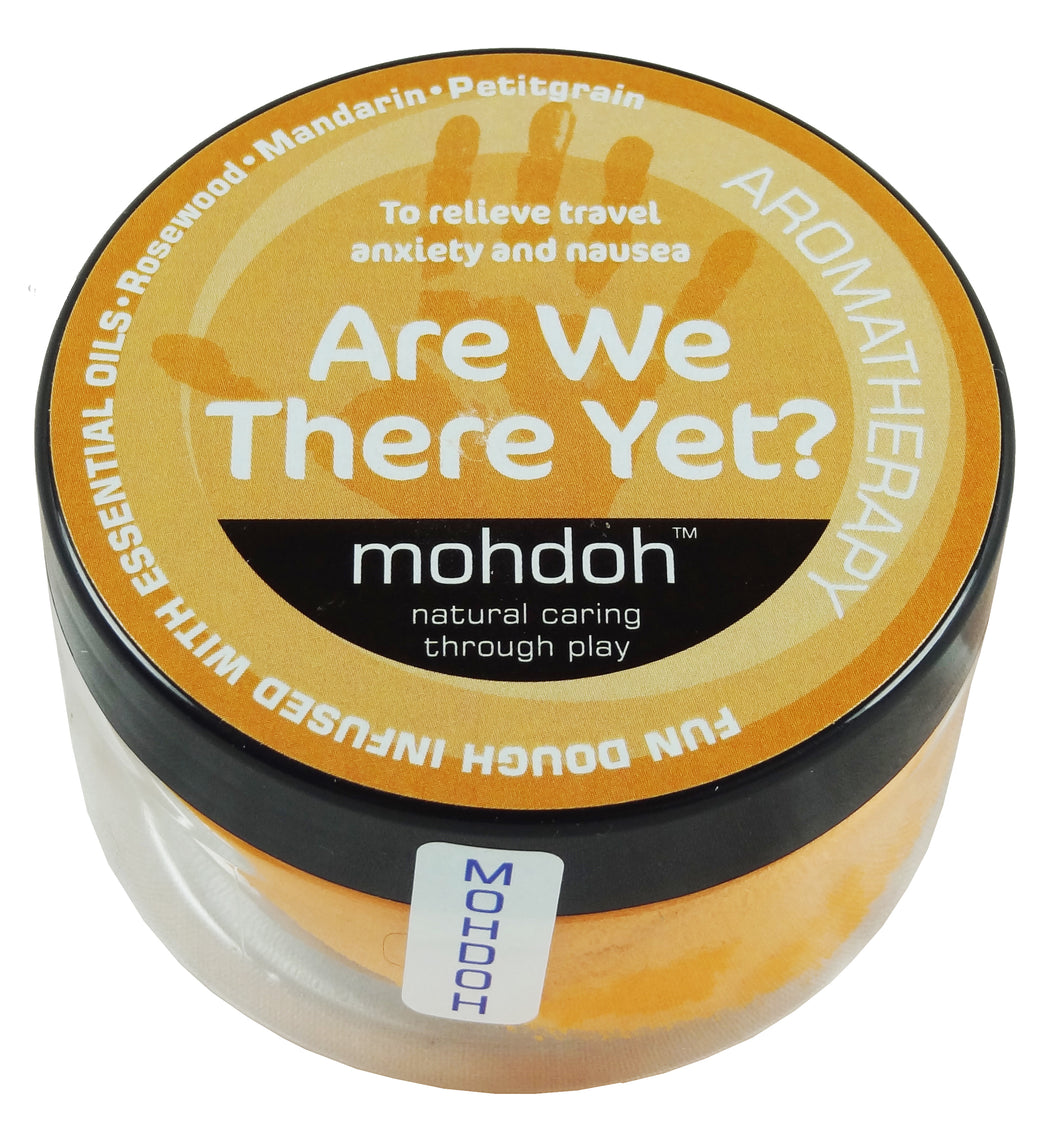 Mohdoh Kids 'Are We There Yet?' Aromatherapy Dough 50g