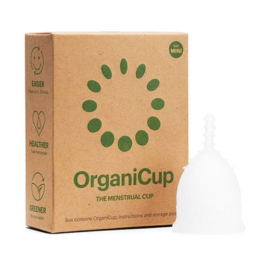 OrganiCup The Menstrual Cup - Size Mini