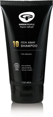 Green People For Men - No. 10 Itch Away Shampoo 150ml