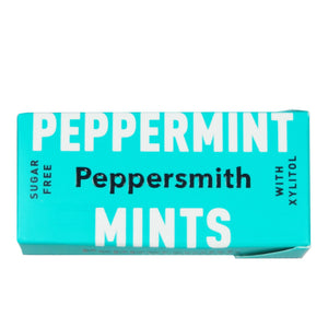 Peppersmith Fine English Peppermint Sugar Free Mints 15g