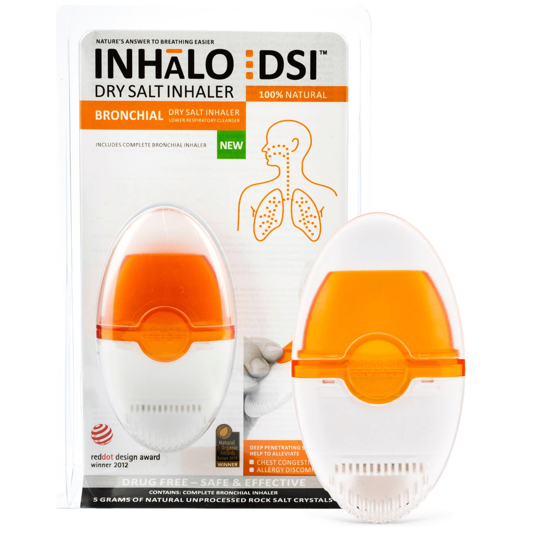 Inhalo DSI Dry Salt Inhaler - Bronchial