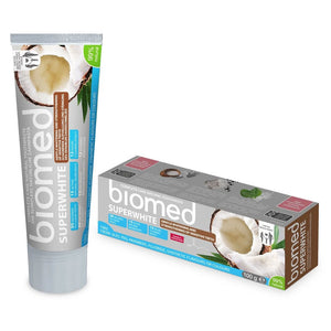Splat Biomed Superwhite Toothpaste With Coconut 100g