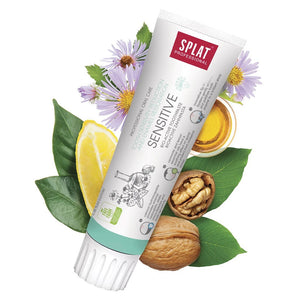 Splat Pro Bio-Active Sensitive Natural Toothpaste for Sensitive Teeth 100ml