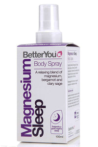 BetterYou Magnesium Sleep Body Spray 100ml