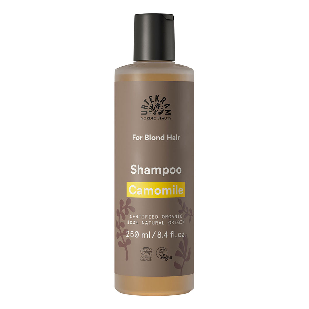 Urtekram Camomile Shampoo Blond Hair 250ml