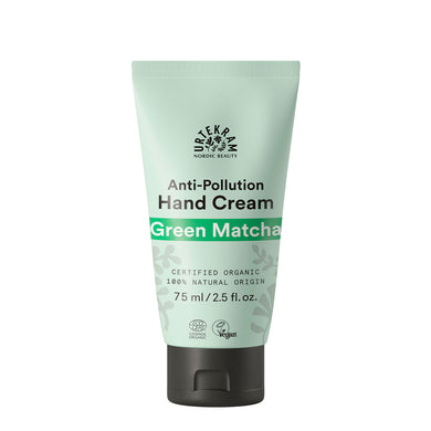 Urtekram Green Matcha Hand Cream 75ml