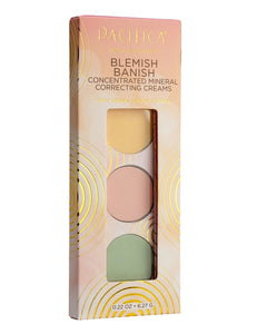 Pacifica Blemish Banish Concentrated Mineral Correcting Creams 6.27g/0.22oz