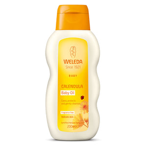 Weleda Baby Calendula Body Oil 200ml