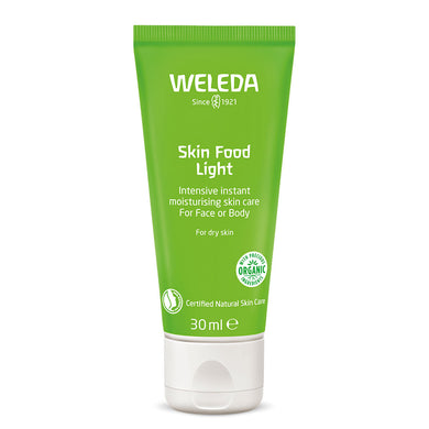 Weleda Skin Food Light 30ml - mOrganics beauty
