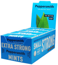 Peppersmith Extra Strong Eucalyptus Mints 12x15g