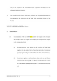 Deed of Assignment for Trademark Template