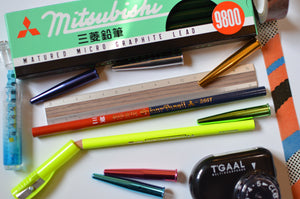 Pencil Lovers Bungu Box