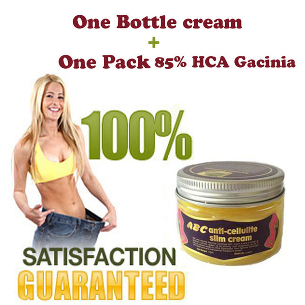 Slimming Creams Plus Garcinia Cambogia Pills