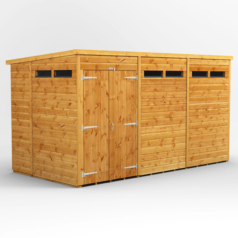 Express Security Power Pent - Purewell Timber